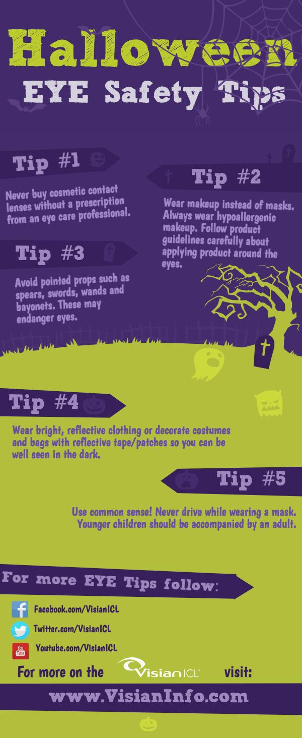 eye facts: halloween safety tips